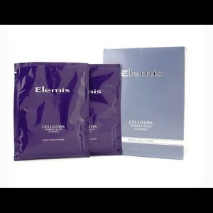 3 New Elemis Cellutox Herbal Bath Synergy Packets
